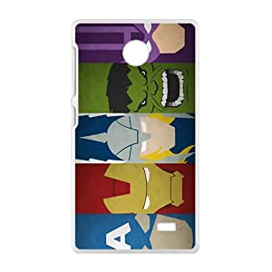 The Avengers Cell Phone Case for Nokia Lumia X