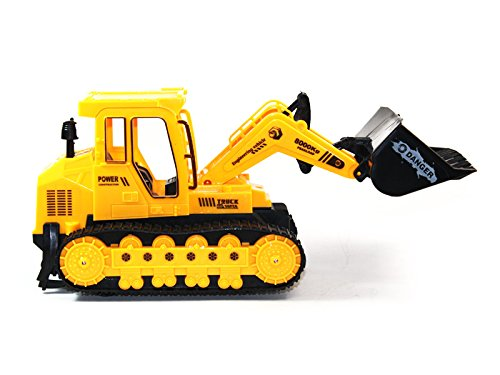 RC Power Construction Bagger Baufahrzeug mit Akku (orange) (MH310369)