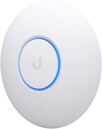 Ubiquiti Spain Unifi nanoHD 802.11 AC Wave 2 4 x 4 MU-MIMO, Blanco
