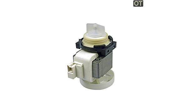Bomba de desagüe lavadora secadora Miele 3568614: Amazon.es ...