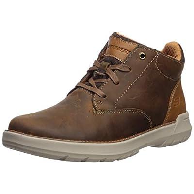 Skechers Men's DOVENO-MOLENS LACE UP Boot Hiking: Shoes