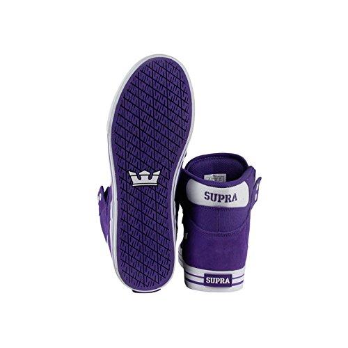 white Supra LC Sneaker Vaider Purple xqZ47T