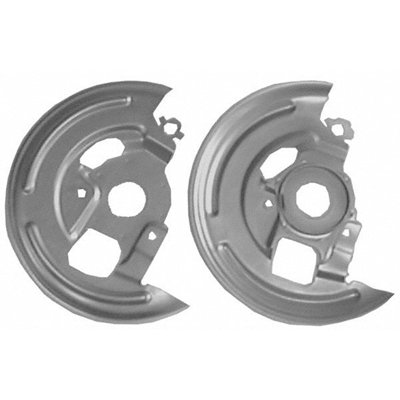 Brake Backing Plates for Buick Century, Skylark, Chevy Chevelle, El Camino