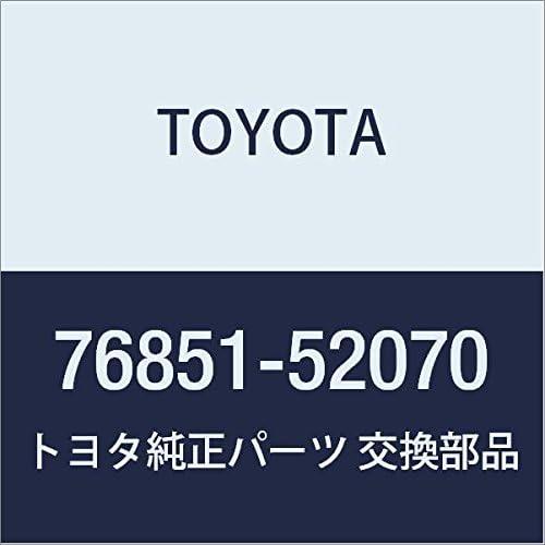 Fr Spoiler 76851-52070 Cover Genuine Toyota Parts