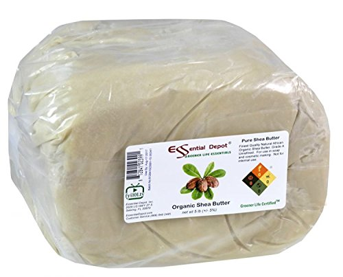 5-lbs-shea-butter-ivory-unrefined-organic-grade-a