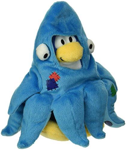 Club Penguin Plush Series 3 - Squidzoid Version 1