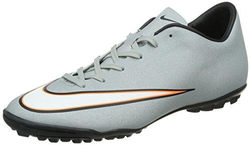 Blk hypr Mercurial Football Victory blk NIKE Boots Cr 's Tf Trq Silver V Mtllc Grau Men HqcUca