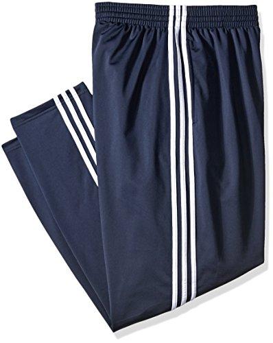 adidas Men's 3-Stripe Pant, Dark Navy/White, X-Large/Tall
