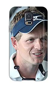 Special Design Back Luke Donald Phone Case Cover For Galaxy S5