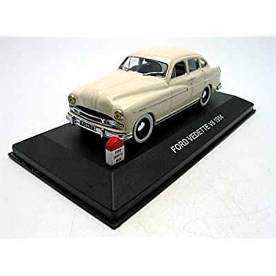Nostalgie - CEC V5071 - Ford Vedette - 1954 - Echelle 1/43 - Beige