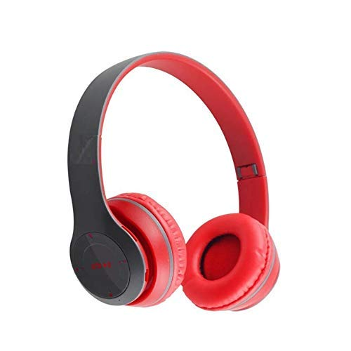 Cabriza DAN1926 HD Sound Clarity Wireless Bluetooth Headphone for Boys | Girl Support SD Card Slot Compatible with All Device [Multi Color]