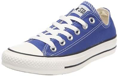 Converse Trainers Shoes Mens All Star Canvas Seasonal Hi Blue