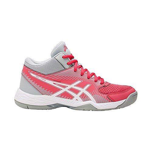 Asics Gel-Task Mt, Zapatillas de Voleibol para Mujer Rosa