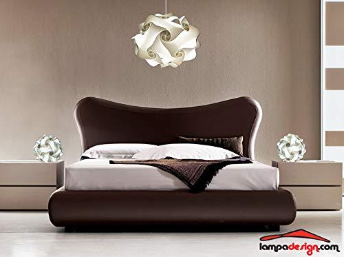 Set illuminazione moderna camera da letto lampadario design