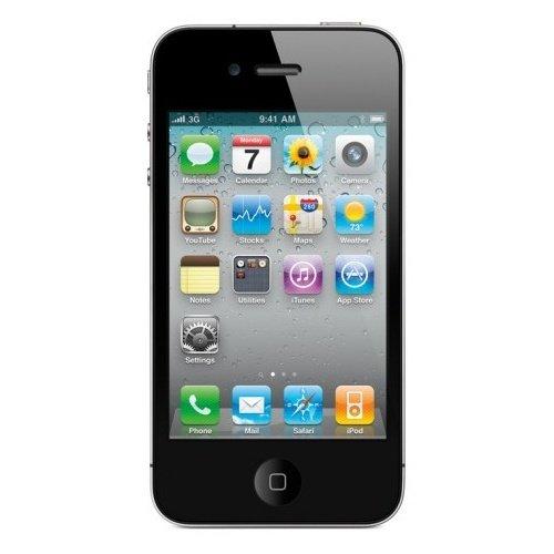 Apple iPhone Unlocked GSM Black