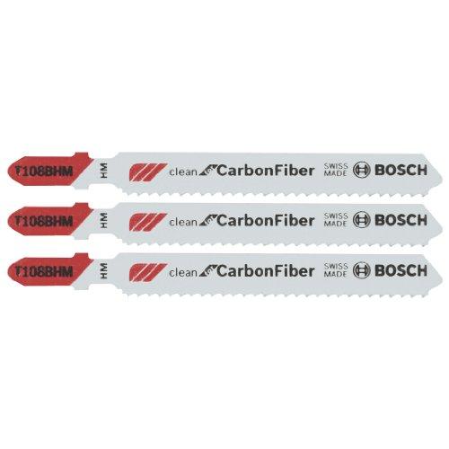 Bosch T108BHM3 3 Piece Carbon Carbide