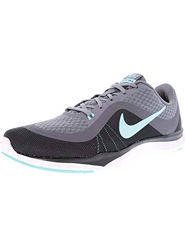 Flex Wmns 6 Trainer Donna Nike Grey Sneakers HAg5qxww0