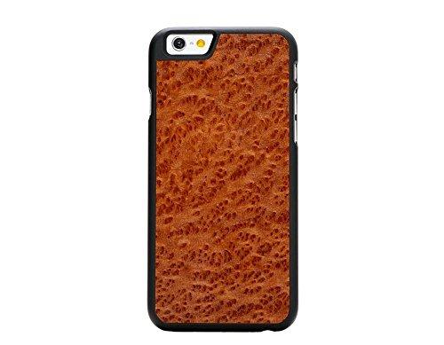 CARVED Redwood Burl iPhone Black product image