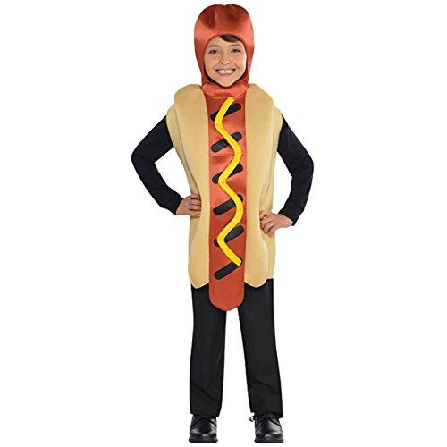 boys hot dog costume - 7