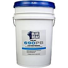 BLUE BEAR 690PB Lead Out Paint Remover 5 Gallon