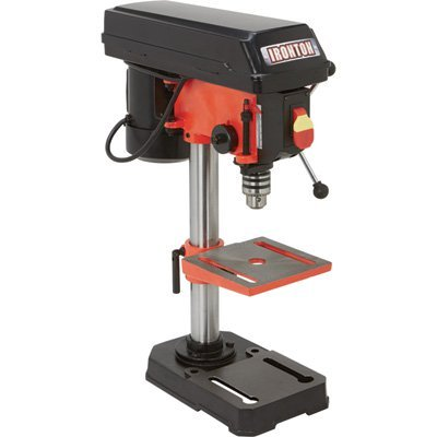 Ironton 8in. Bench-Mount Drill Press - 1/3 HP, 5-Speed by Ironton