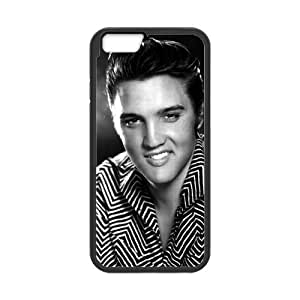 iPhone 6 Case, [Elvis ] iPhone 6 (4.7) Case Custom Durable Case Cover for iPhone6 TPU case(Laser Technology)