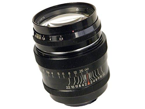 JUPITER-9 85mm/f2 ブラック Lマウント