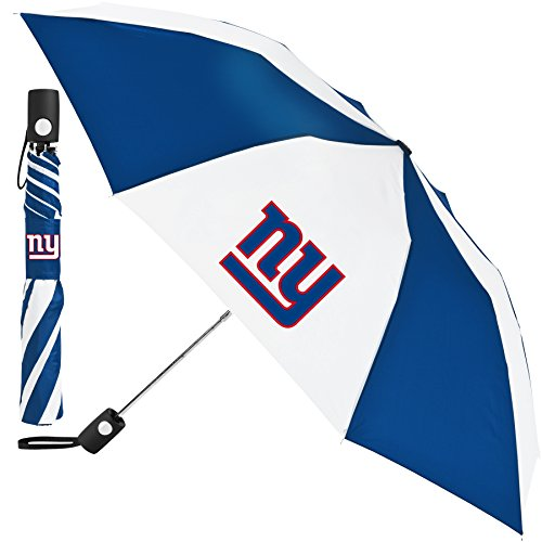 Umbrella Giants - New York Giants Auto Folding Umbrella