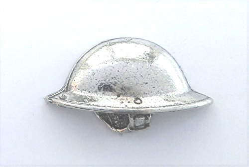 WW1 Great War Brodie 'Tommy' Helmet Tin Hat Hand Made for sale  Delivered anywhere in USA