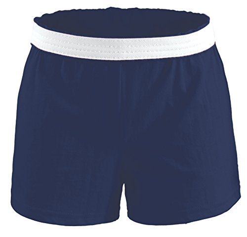 Soffe Youth Girls' Authentic Soffe Shorts, Navy, Large (Online Sofas Cheap For)