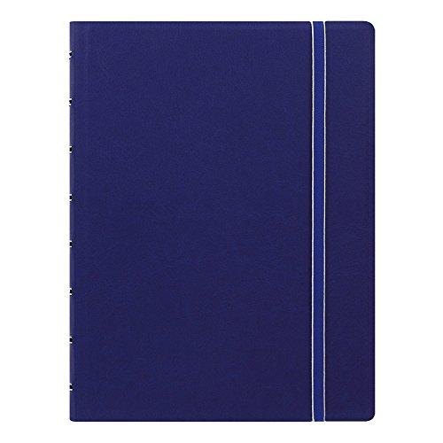 Filofax Notebook, A5 Size, 8.25 x 5.182 inches, Blue (B115009U)