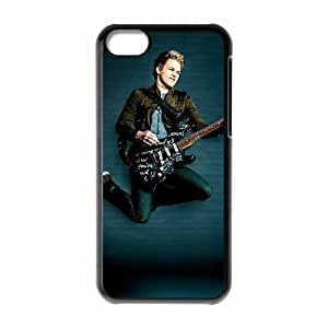 WEUKK Hunter Hayes iPhone 5C case cover, personalized cover case for iPhone 5C Hunter Hayes, personalized Hunter Hayes cell phone case