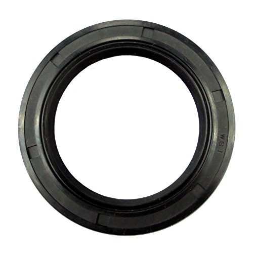 Lip Seal Crankshaft - WSI 18x40x7mm R23/TC Double Lip Nitrile Rotary Shaft Oil Seal with Garter Spring, Great Wear Resistance And Sealing Effect for General Machinery, Transport, Motorcycles, Agriculture, Pumps, Mining