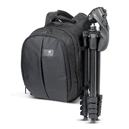 Kata KT DL-Gp-60 - Mochila para cámara DSLR con 2 lentes y flash: Amazon.es: Electrónica