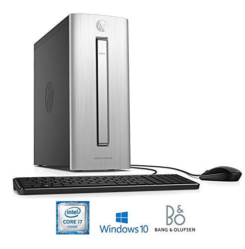 2018 HP Envy 750-287c Mini-Tower DesktopIntel, Inter Core i7-6700 up to 3.40GHz, 16GB DDR3 RAM, 1TB HD, 802.11a/b/g/n/ac Wireless LAN, Bluetooth 4.0,USB 3.0, HDMI, Windows 10 Home