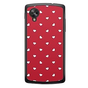 Loud Universe HTC One A9 Geometrical Files A Geo 7 Transparent Edge Case - Multi Color