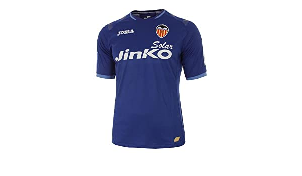 Joma Valencia C.F. - Camiseta de fútbol (2ª equipación), 2012-13, XL: Amazon.es: Ropa y accesorios