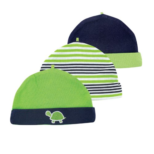 Yoga Sprout Caps 3-Pack