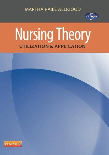 Nursing Theory: Utilization & Application (Nursing Theories The Base For Professional Nursing Practice)