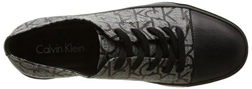 iconogram Sneaker grb Klein Gris calf Calvin Uomo Alte Napoleon 0gPOwEq