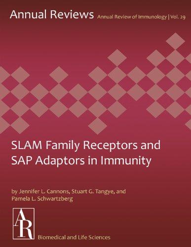 SLAM Family Receptors and SAP Adaptors in Immunity (Annual Review of Immunology Book 29) Pdf