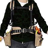JACKSON PALMER Professional Comfort-Rig Tool Belt