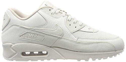 Running Light Bone Scarpe Nike Air 90 Max Premium String Multicolore 013 Uomo wqqXSTx