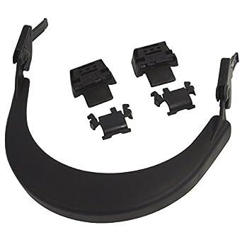 Soporte de visor Surefit JSP ANV000-001-108, para cascos EVO