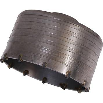 Silverline 199883 - Corona perforadora de TCT (110 mm): Amazon.es: Bricolaje y herramientas