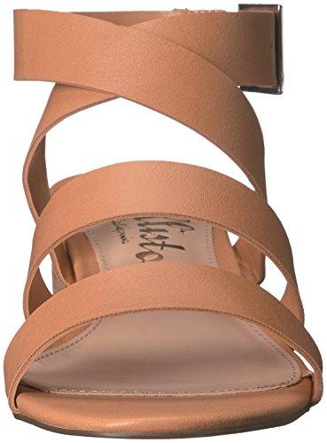 Heeled Tan Calabria Callisto Women's Sandal qvFxUn6aF