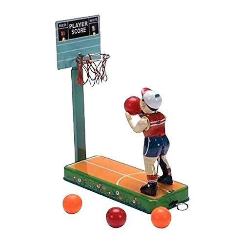 Alexander Taron Importer MM2005 Tin Basketball Game