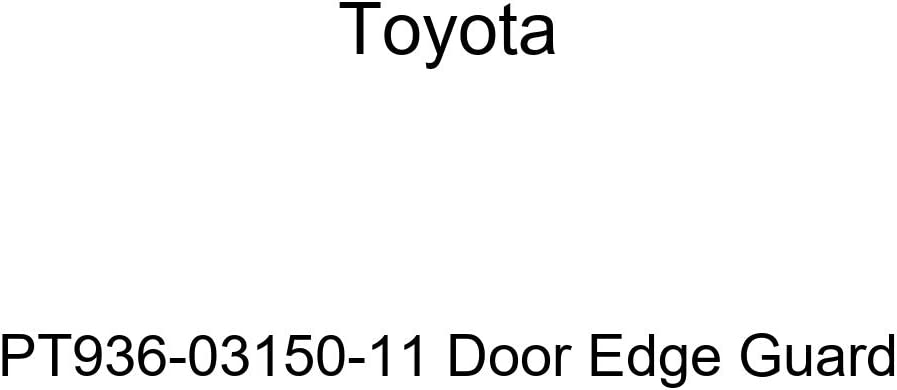 TOYOTA Genuine PT936-03150-11 Door Edge Guard