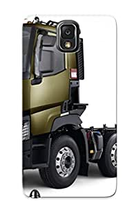 New Design Shatterproof HQpVURS3261nNxzB Case For Galaxy Note 3 (2013 Renault430 8x4 Semi Tractor )