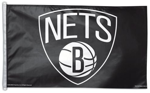 5 New Jersey Nets - New Jersey Nets 3 x 5 Flag